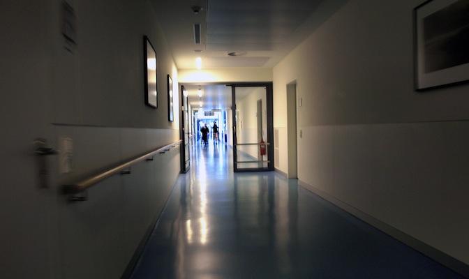 Courtney Phillips, Trauma in the ER, Impolitikal