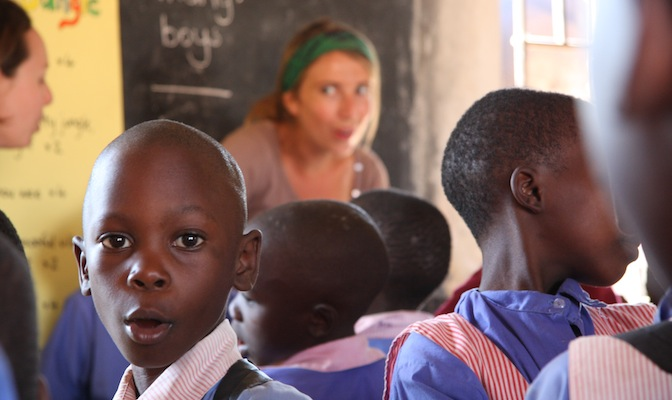 Emma Blackman, KAASO, Uganda, Impolitikal