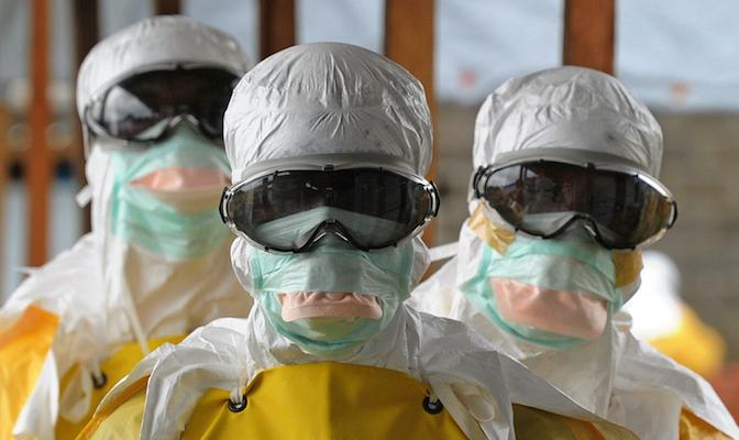 Megan Rees, Street Child, Ebola, Impolitikal