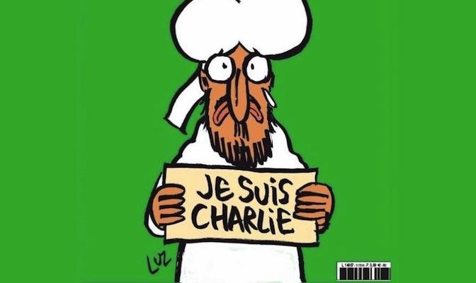 I am not Charlie Hebdo, Shahriar Tehrani