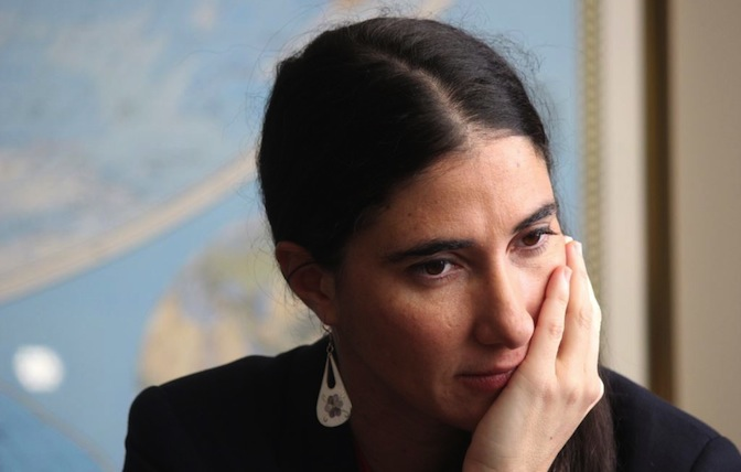 It's 10 yrs since Cuban journalist Yoani Sánchez started speaking her mind