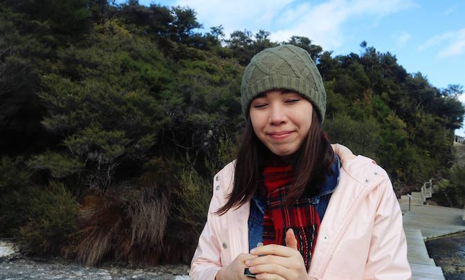 Hannah Patterson, feminism, Takapuna Grammar School, student, Impolitikal