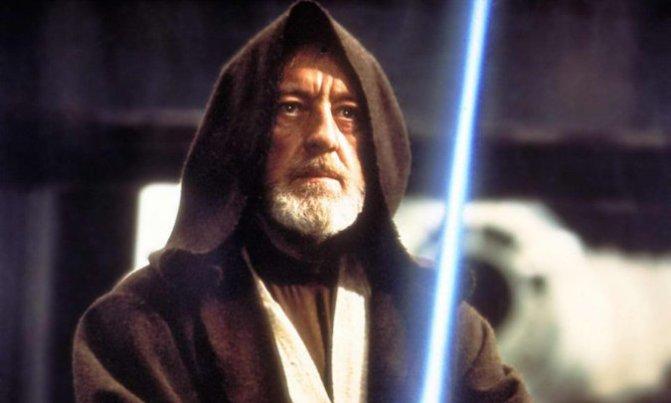 Alec Guinnes, Star Wars, Obi, Pablo, Impolitikal