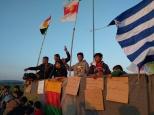Kurds celebrate Newroz (Kurdish New Year)