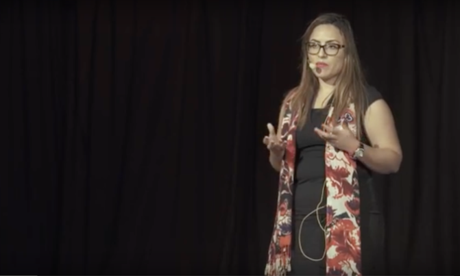 WATCH | Ines Amri & the call to activism